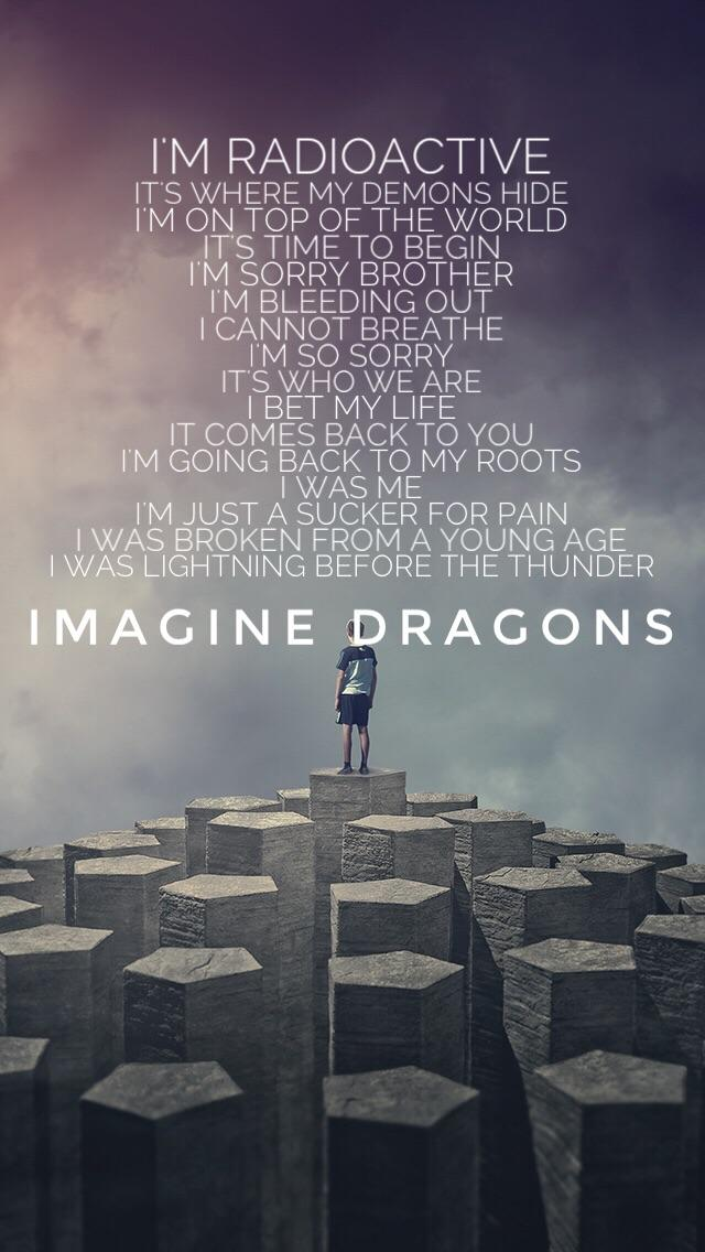 imagine dragons breathing out