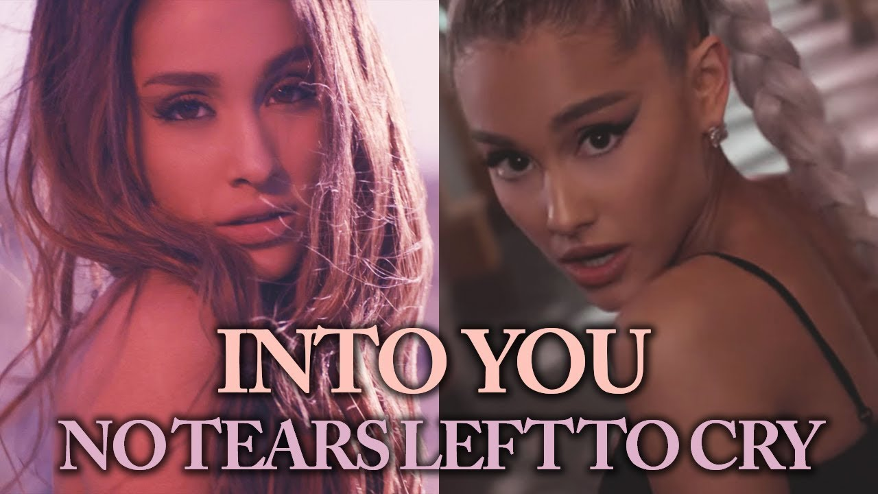 no tears left to cry mashup