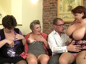 mature women orgy with gang of boys