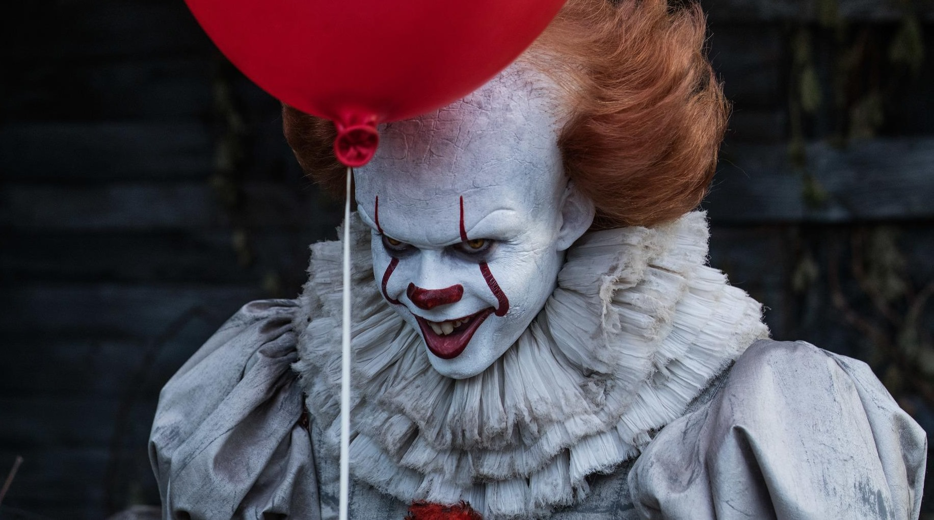 pennywise try not to laugh