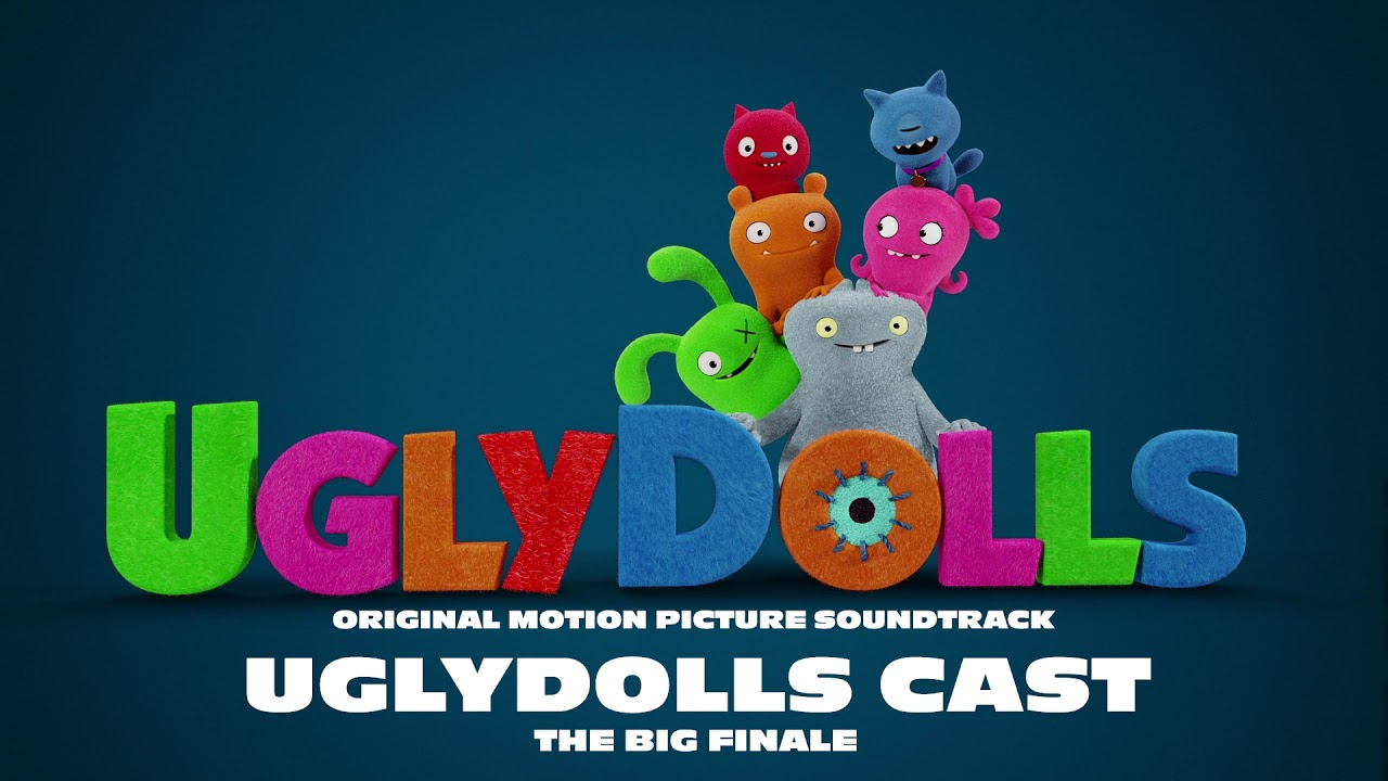 ugly dolls cast
